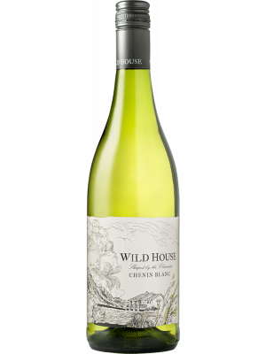 Wild House Chenin Blanc, Western Cape 75cl