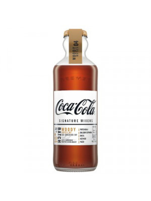 Coca Cola  Woody Signature Mixers 12 x 200ml