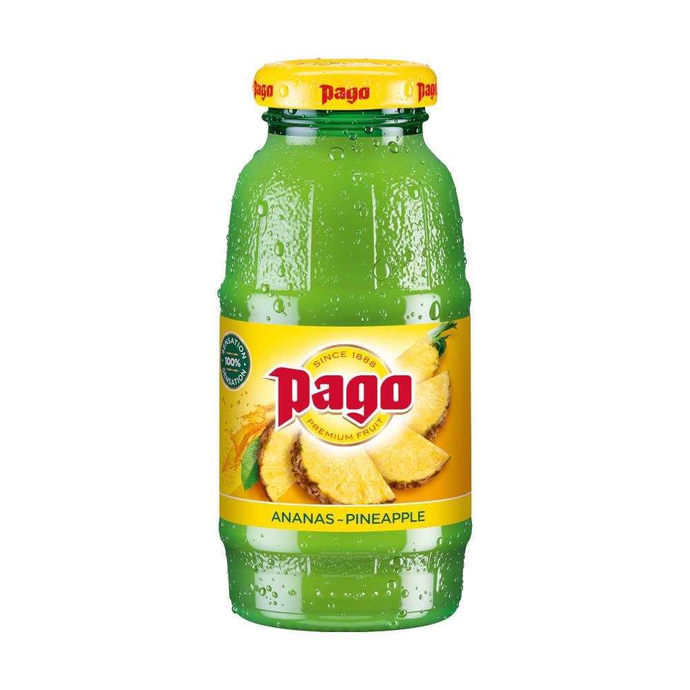Pago Pineapple Juice 1x200ml