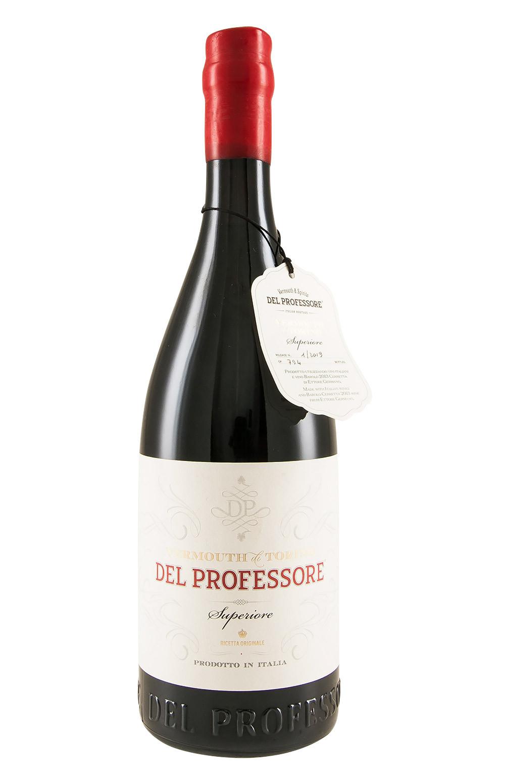 Vermouth Del Professore Di Torino Superiore 75cl