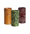 Tiki Set (Khaki/Green/Brown) (set 3pcs) 25cl 8.75oz