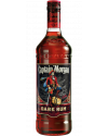 Captain Morgan Black Label Dark Rum 70cl