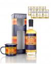 Jaffa Cake Gin and Tonic Enamel Mug Gift Pack bundle