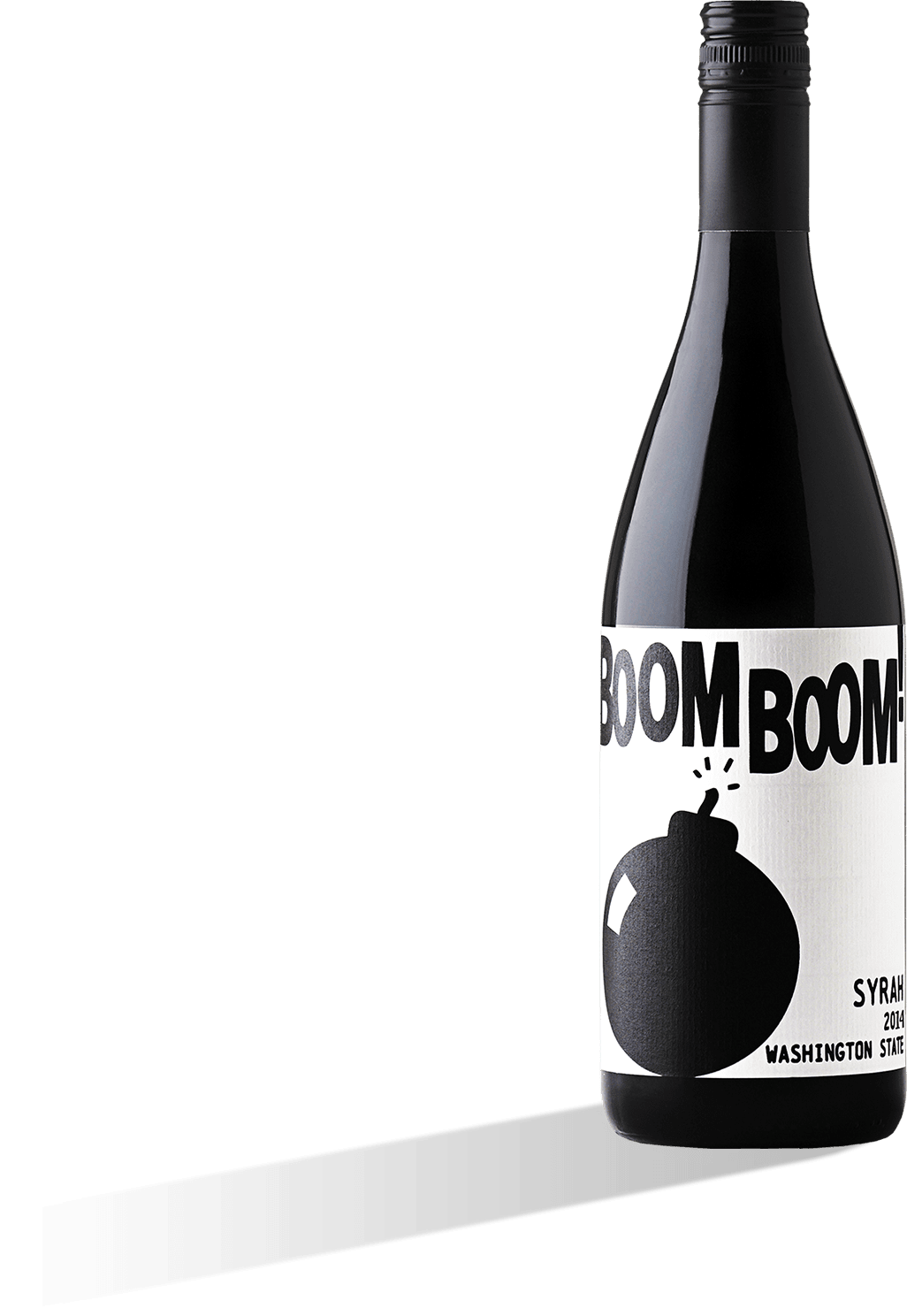 Charles Smith Wines - Boom Boom Syrah 75cl