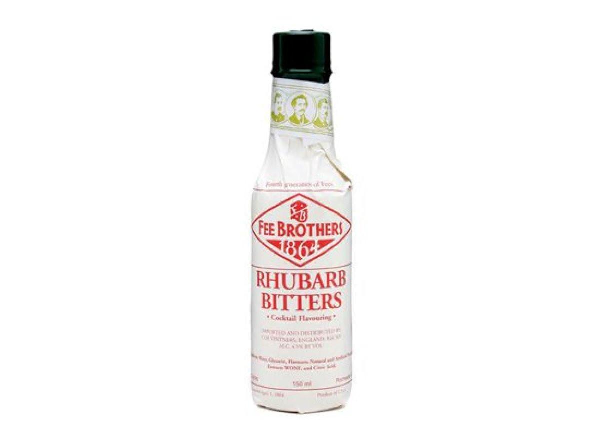 Fee Bros Rhubarb Bitters 15cl
