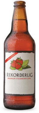 Rekorderlig Strawberry & Lime 0% 15x500ml