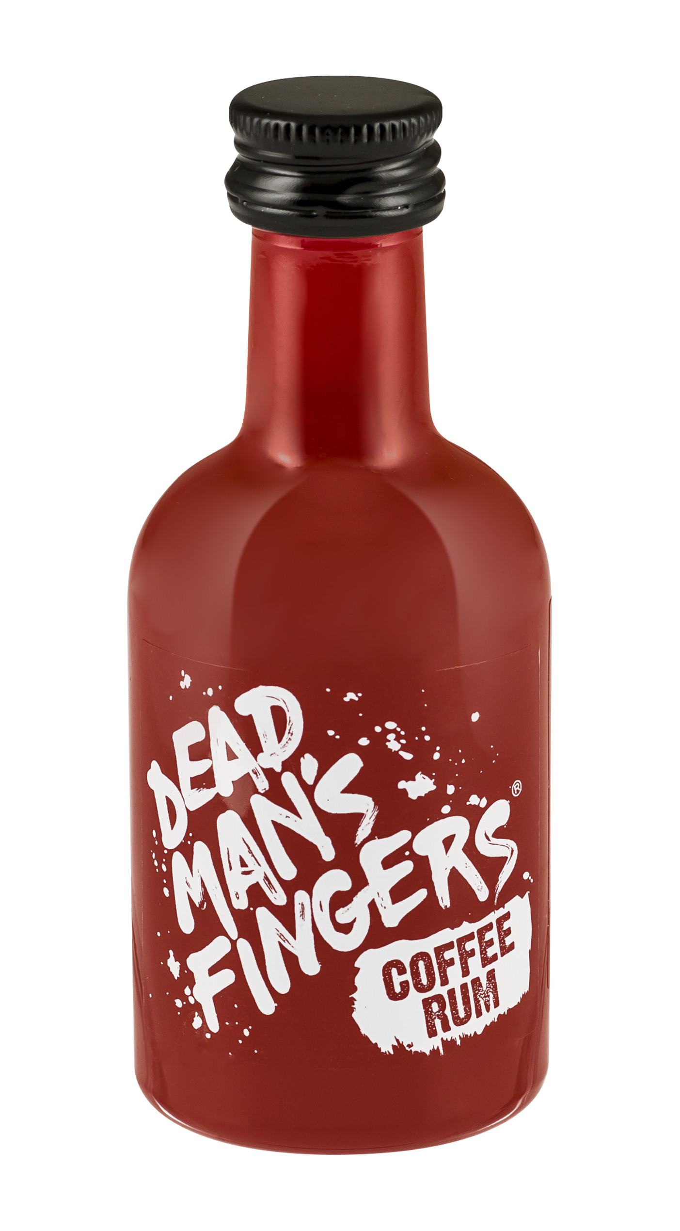 Dead Man's Fingers Coffee Rum Miniature 5cl