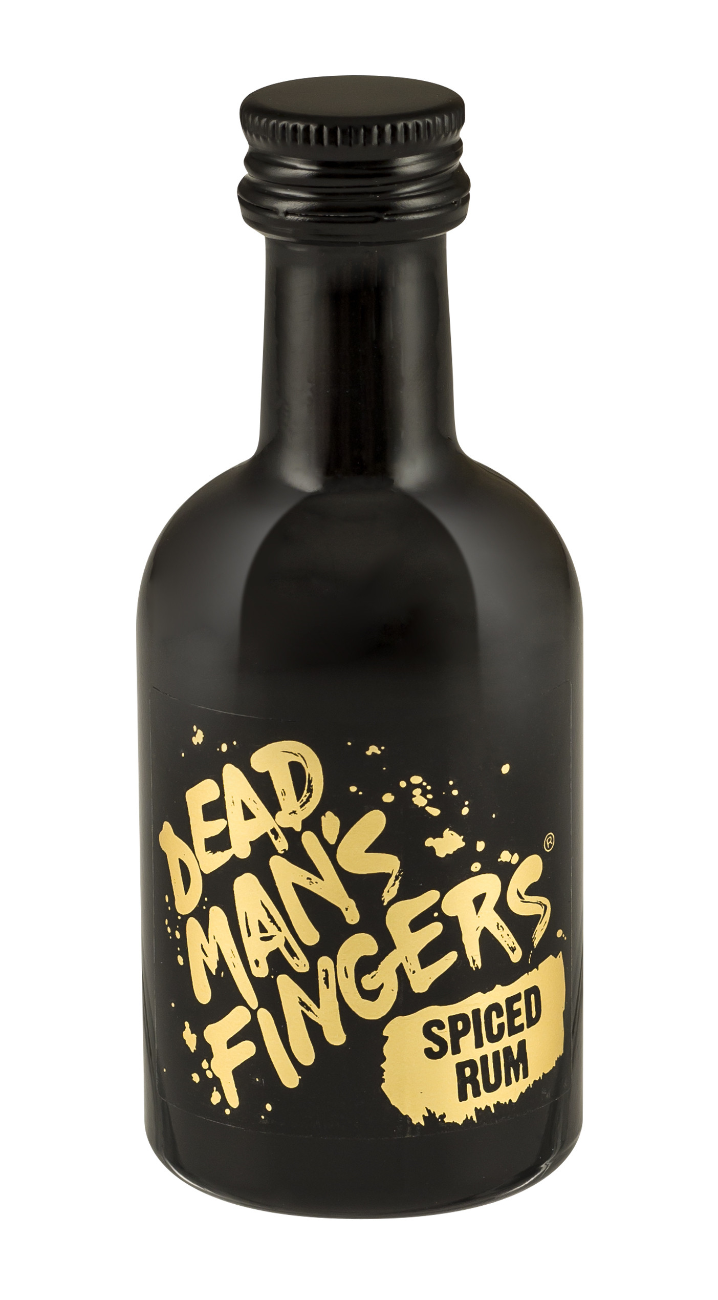 Dead Man's Fingers Spiced Rum Miniature 5cl