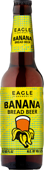 Eagle Brewery Banana Bread Beer 8 x 500ml