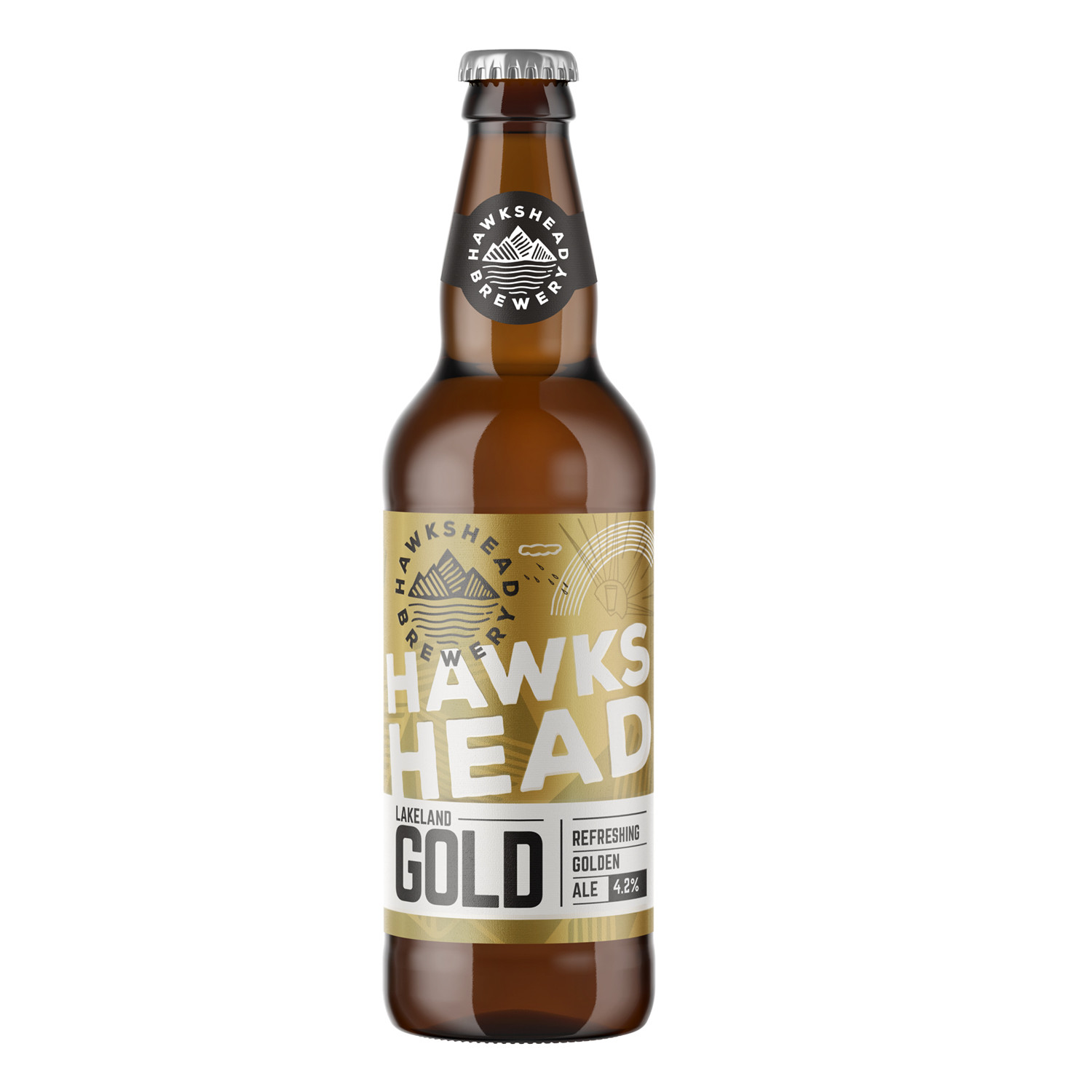 Hawkshead Brewery Lakeland Gold Ale 12 x 500ml