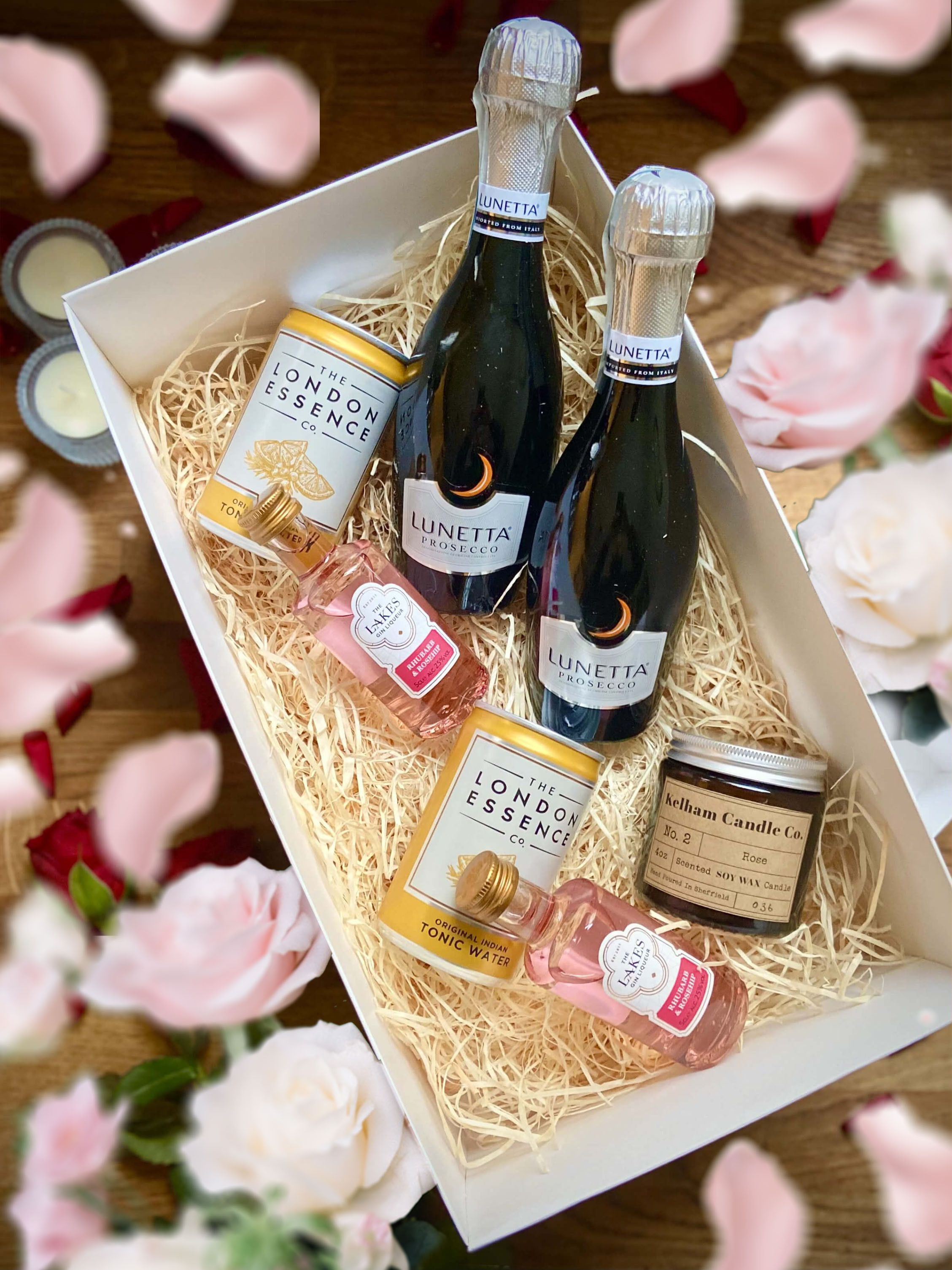 Mother's Day Gift Box for 2 with Kelham Candle Co
