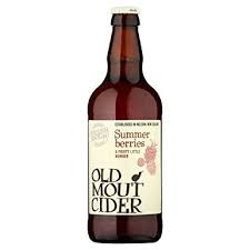 Old Mout Berries and Cherries 12 x 500ml