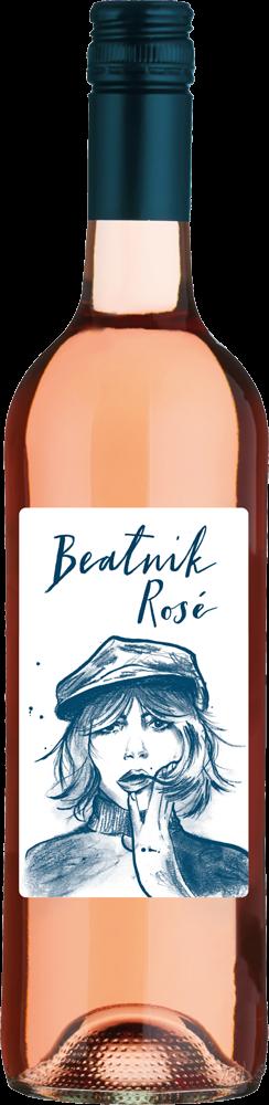 Beatnik White Zinfandel Rosé 2018 75cl