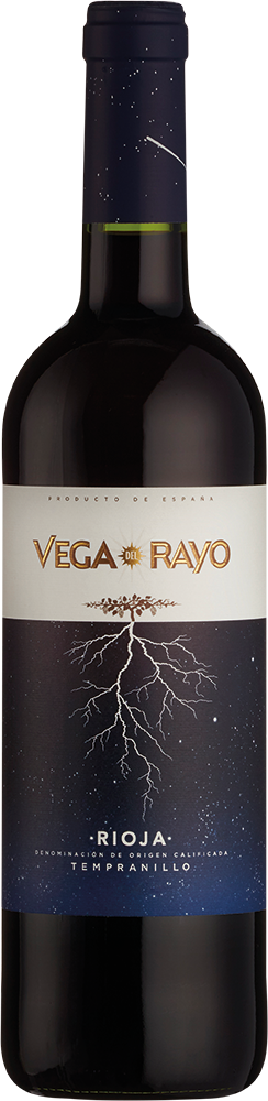 Vega del Rayo Rioja Tempranillo 75cl