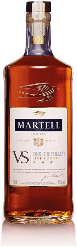 Martell VS Single Distillery Cognac 70cl