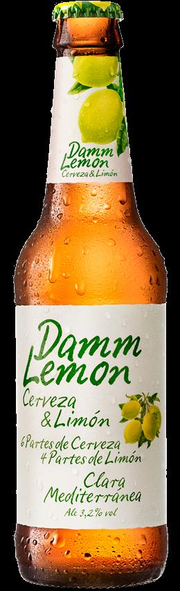 Damm Lemon Beer - 330ml x 24