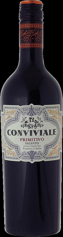 Conviviale Primitivo, IGT Salento 75cl