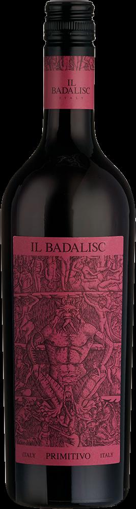 Il Badalisc Primitivo, IGT Salento 75cl