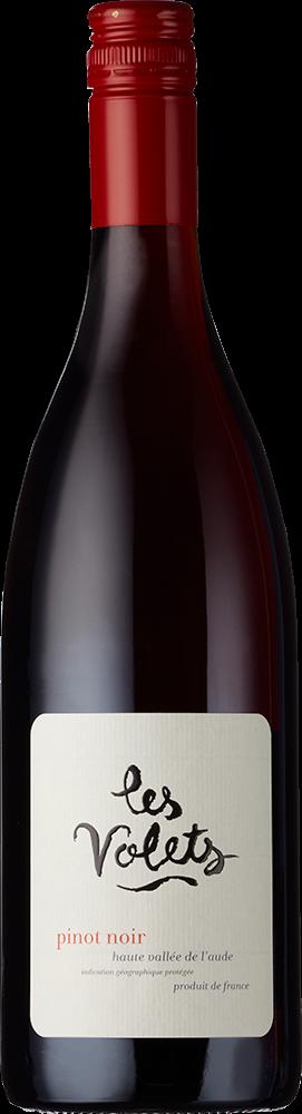 Les Volets Pinot Noir, Pays de la Haute Vallée de l'Aude 75cl