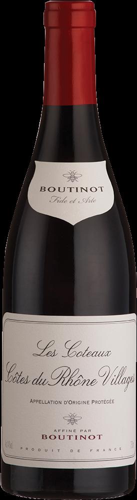 Boutinot 'Les Coteaux' Cotes du Rhone Villages 75cl