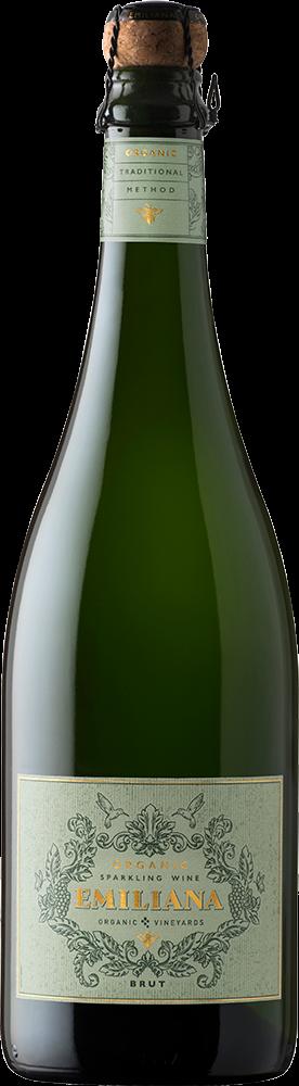 Emiliana Organic Sparkling Wine [Organic] NV 75cl