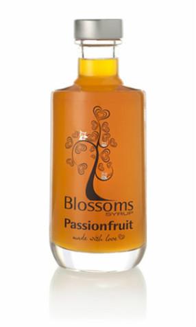 Blossoms Syrup Passionfruit 1L