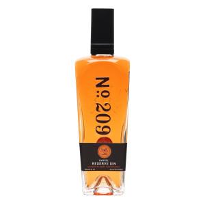 No.209 Gin Cabernet Sauvignon Barrel Reserve 75cl