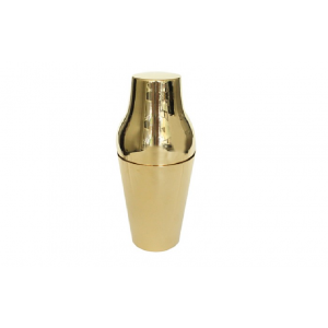 Cocktail Shaker (polished brass) 40cl 14oz