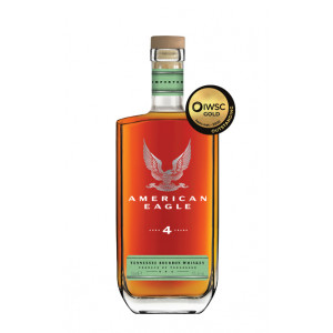 American Eagle 4yr Bourbon 70cl
