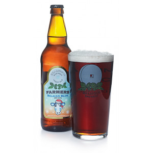 Bradfield Brewery - Belgian Blue 12 x 500ml