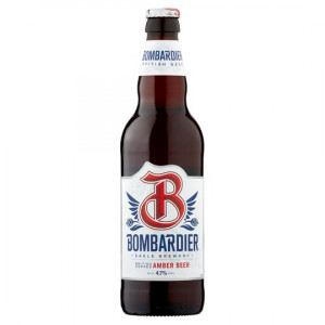 Bombardier Amber Beer 8 x 500ml
