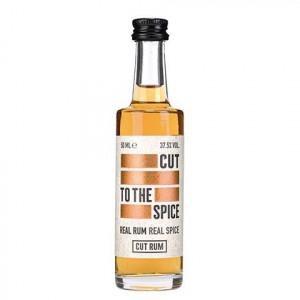 Cut Spiced Rum Miniature 5cl