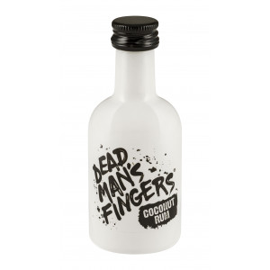 Dead Man's Fingers Coconut Rum Miniature 5cl