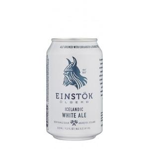Einstok White Ale 12x330ml Cans