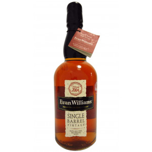Evan Williams Single Barrel 70cl