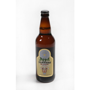 Bradfield Brewery - Farmers Blonde 12 x 500ml