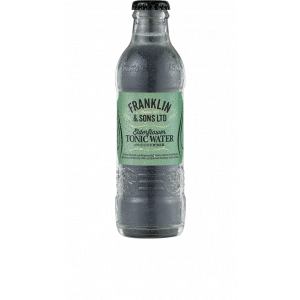 Franklin & Son's Elderflower & Cucumber Tonic 24x200ml