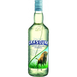 Grasovka- Bisongrass Vodka