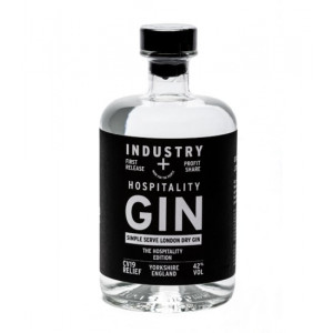 Hospitality Gin: Charity Dry 50cl