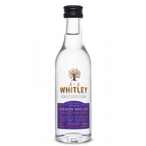 JJ Whitley London Dry Gin Miniature 5cl