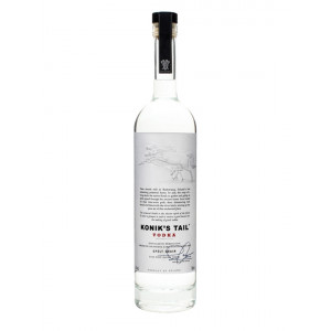 Konik's Tail Vodka 40% 70cl