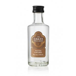 The Lakes Salted Caramel Vodka Liqueur Miniature 5cl