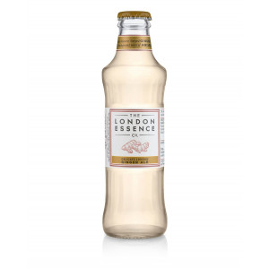 London Essence Ginger Ale 1x200ml Bottle