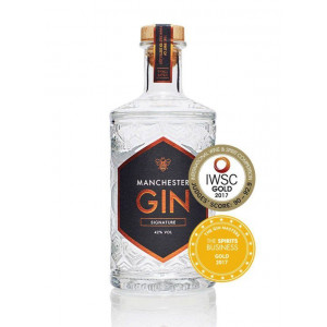 Manchester Signature Gin 50cl