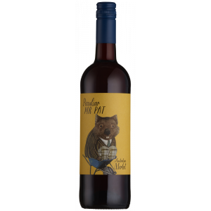 Peculiar Mr Pat Merlot, South Eastern Australia 75cl