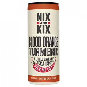 Nix & Kix Blood Orange & Turmeric 24x250ml