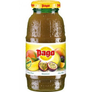 Pago Mango Juice 12x200ml