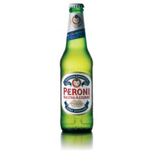 Peroni Nastro Azzurro 4 x 330ml Bottles