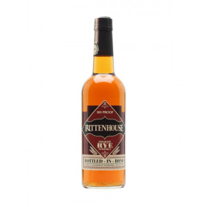 Rittenhouse Rye Whiskey 100 70cl