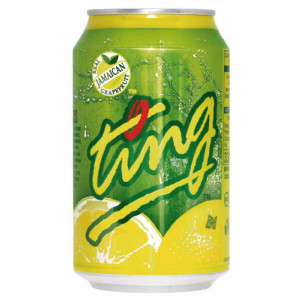 Ting Grapefruit Crush 24 x 330ml Cans